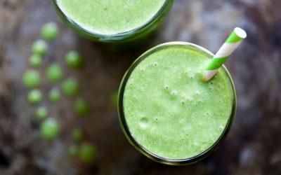 Glorious green smoothie recipe