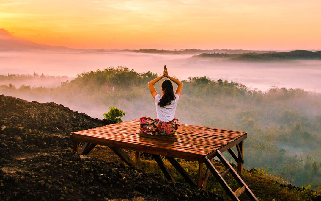 How yoga set my mind and body free